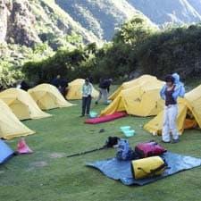 Chemin Inca: Équipement voyage et bagages