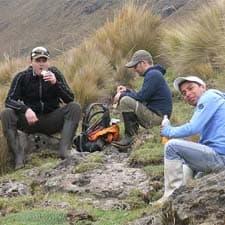 Problèmes de santé pendant le Chemin de l'Inca
