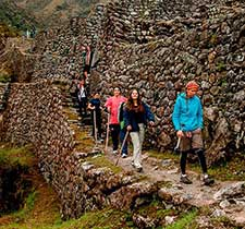 Chemin Inca Machu Picchu Court Tour 2 jours