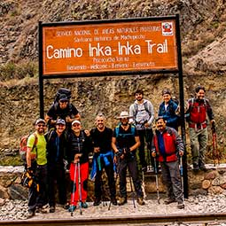 Circuit classique du chemin Inca au Machu Picchu 4 jours