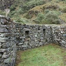 Chemin de l'Inca : architecture et sites archéologiques sur le parcours