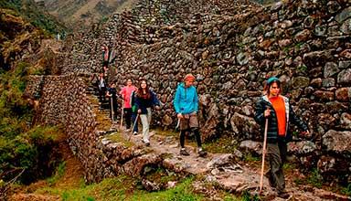 Chemin Inca 4 jours