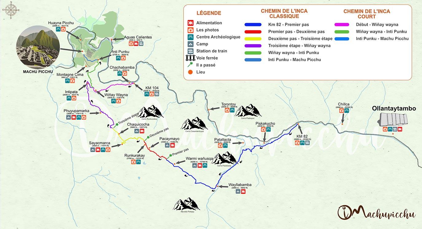 Réseau du Chemin Inca